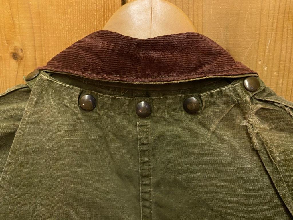 10月21日(水)マグネッツ大阪店Vintage入荷日!! #6 Hunting編!! HINSON,FieldMaster,ChinStrap,Vest, AN-J-3Type!!_c0078587_02102447.jpg
