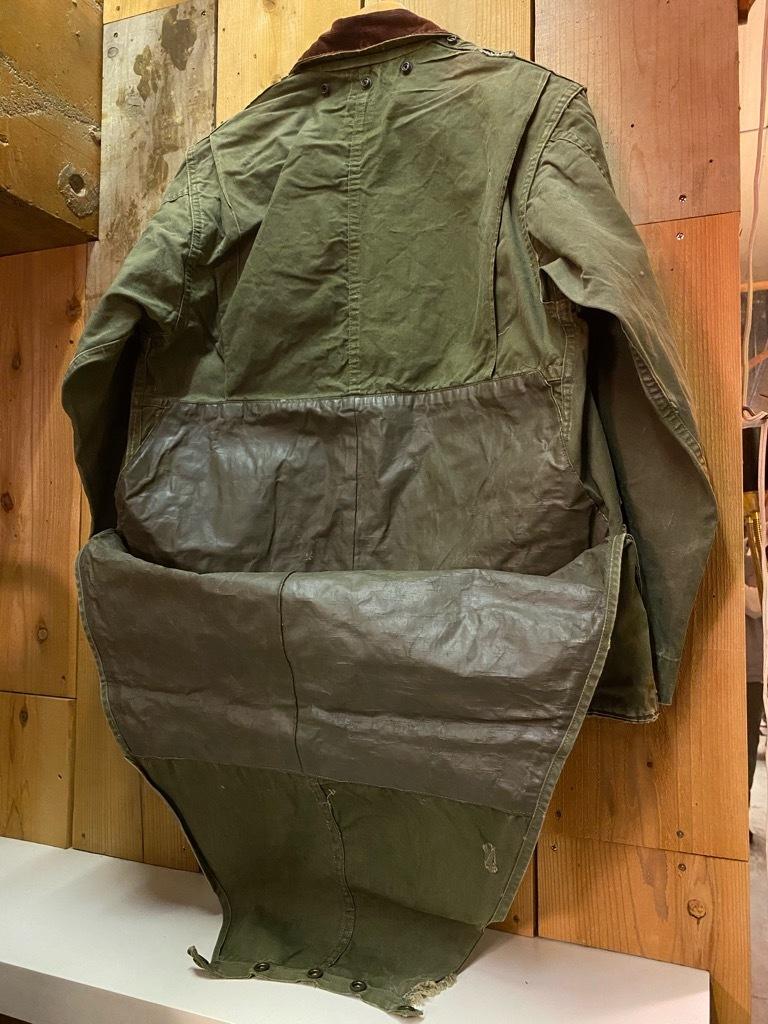 10月21日(水)マグネッツ大阪店Vintage入荷日!! #6 Hunting編!! HINSON,FieldMaster,ChinStrap,Vest, AN-J-3Type!!_c0078587_02102611.jpg