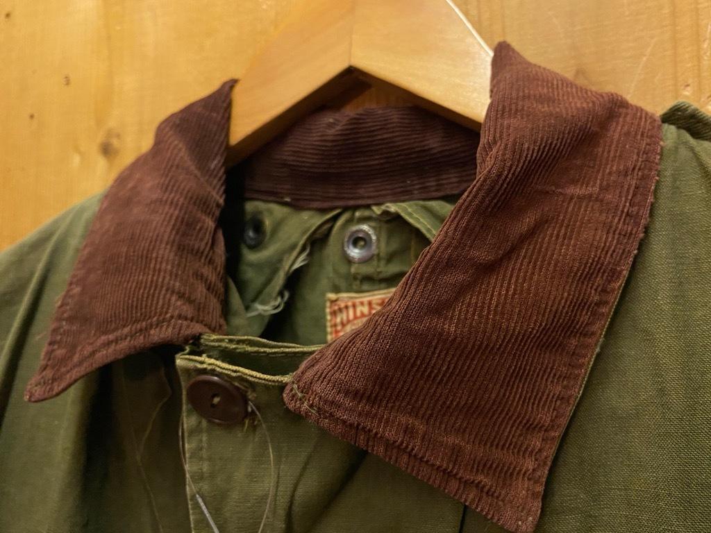 10月21日(水)マグネッツ大阪店Vintage入荷日!! #6 Hunting編!! HINSON,FieldMaster,ChinStrap,Vest, AN-J-3Type!!_c0078587_02102820.jpg