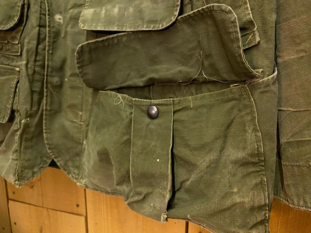 10月21日(水)マグネッツ大阪店Vintage入荷日!! #6 Hunting編!! HINSON,FieldMaster,ChinStrap,Vest, AN-J-3Type!!_c0078587_02103580.jpg