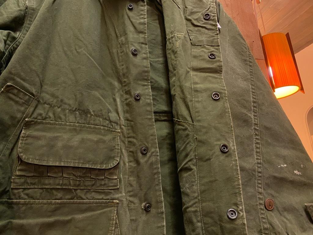 10月21日(水)マグネッツ大阪店Vintage入荷日!! #6 Hunting編!! HINSON,FieldMaster,ChinStrap,Vest, AN-J-3Type!!_c0078587_02104138.jpg