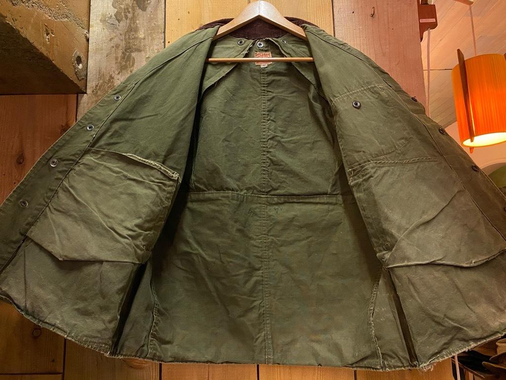 10月21日(水)マグネッツ大阪店Vintage入荷日!! #6 Hunting編!! HINSON,FieldMaster,ChinStrap,Vest, AN-J-3Type!!_c0078587_02104293.jpg