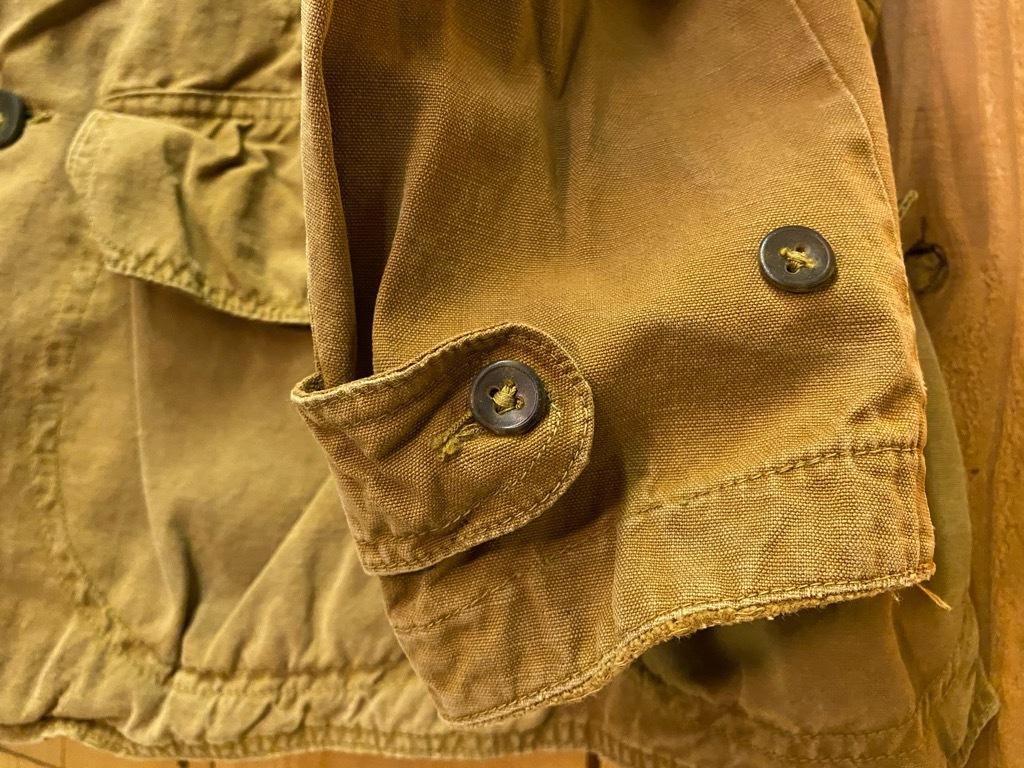 10月21日(水)マグネッツ大阪店Vintage入荷日!! #6 Hunting編!! HINSON,FieldMaster,ChinStrap,Vest, AN-J-3Type!!_c0078587_02145718.jpg