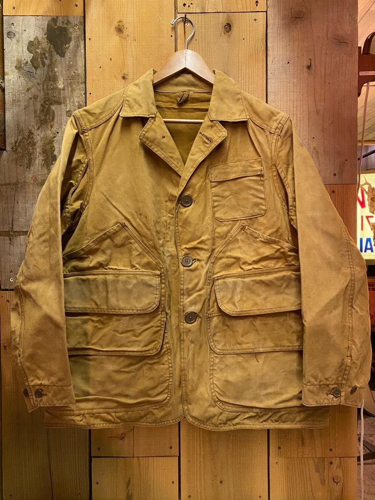 10月21日(水)マグネッツ大阪店Vintage入荷日!! #6 Hunting編!! HINSON,FieldMaster,ChinStrap,Vest, AN-J-3Type!!_c0078587_02175186.jpg