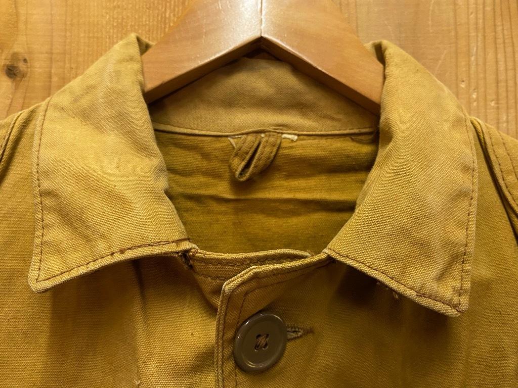 10月21日(水)マグネッツ大阪店Vintage入荷日!! #6 Hunting編!! HINSON,FieldMaster,ChinStrap,Vest, AN-J-3Type!!_c0078587_02175680.jpg