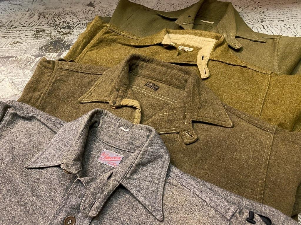 10月21日(水)マグネッツ大阪店Vintage入荷日!! #6 Hunting編!! HINSON,FieldMaster,ChinStrap,Vest, AN-J-3Type!!_c0078587_02185756.jpg