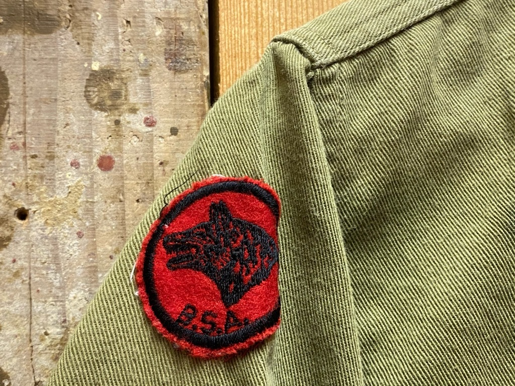 10月21日(水)マグネッツ大阪店Vintage入荷日!! #6 Hunting編!! HINSON,FieldMaster,ChinStrap,Vest, AN-J-3Type!!_c0078587_02230477.jpg