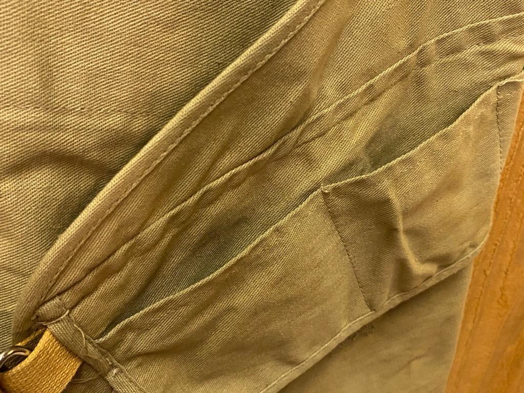 10月21日(水)マグネッツ大阪店Vintage入荷日!! #6 Hunting編!! HINSON,FieldMaster,ChinStrap,Vest, AN-J-3Type!!_c0078587_02260189.jpg