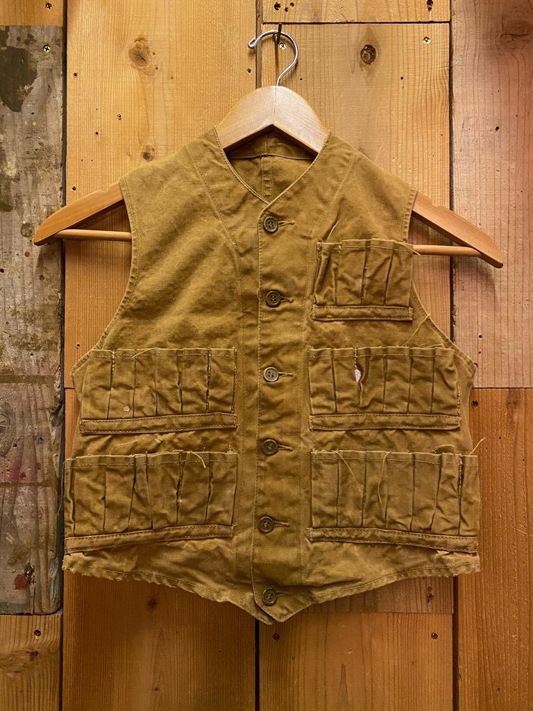 10月21日(水)マグネッツ大阪店Vintage入荷日!! #6 Hunting編!! HINSON,FieldMaster,ChinStrap,Vest, AN-J-3Type!!_c0078587_02280564.jpg