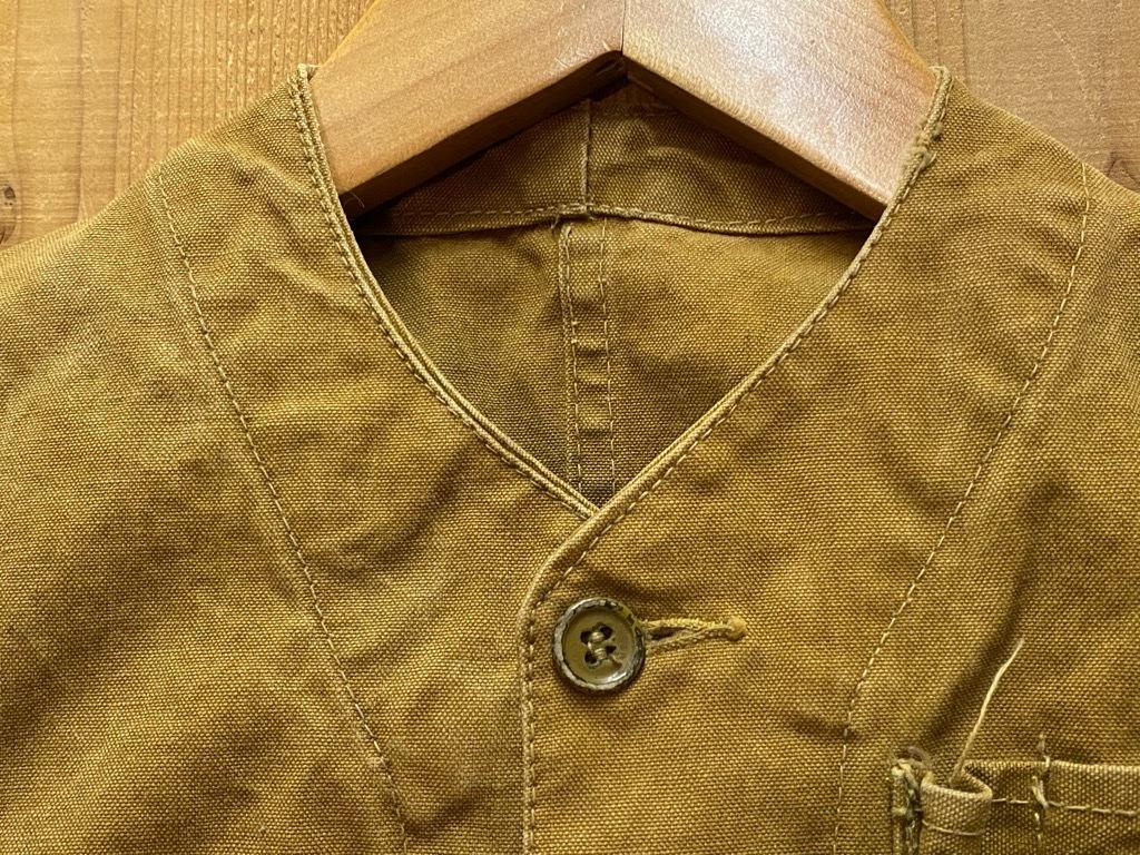10月21日(水)マグネッツ大阪店Vintage入荷日!! #6 Hunting編!! HINSON,FieldMaster,ChinStrap,Vest, AN-J-3Type!!_c0078587_02280824.jpg