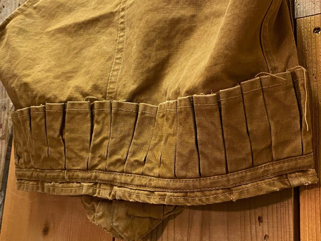 10月21日(水)マグネッツ大阪店Vintage入荷日!! #6 Hunting編!! HINSON,FieldMaster,ChinStrap,Vest, AN-J-3Type!!_c0078587_02281451.jpg
