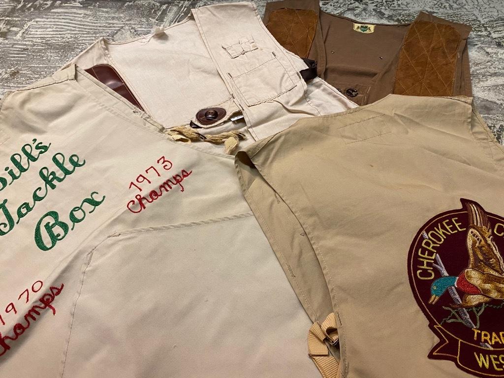 10月21日(水)マグネッツ大阪店Vintage入荷日!! #6 Hunting編!! HINSON,FieldMaster,ChinStrap,Vest, AN-J-3Type!!_c0078587_02284366.jpg