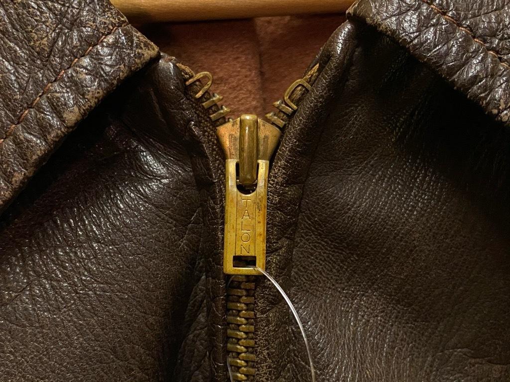 10月21日(水)マグネッツ大阪店Vintage入荷日!! #6 Hunting編!! HINSON,FieldMaster,ChinStrap,Vest, AN-J-3Type!!_c0078587_02325143.jpg