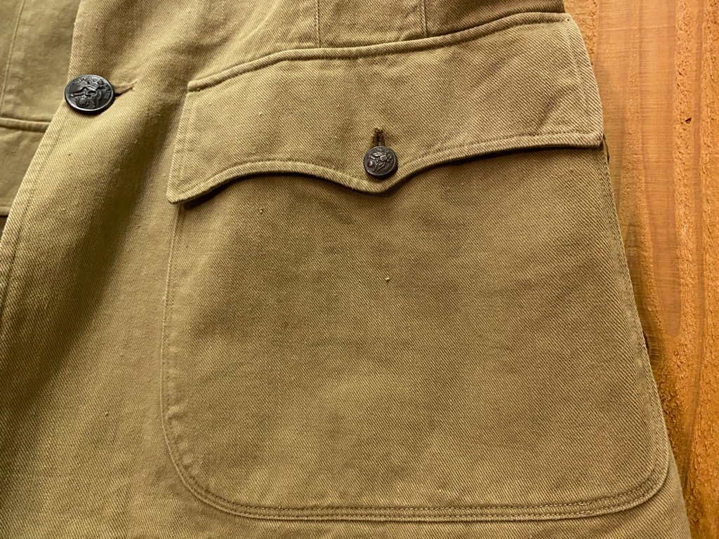 10月21日(水)マグネッツ大阪店Vintage入荷日!! #7 U.S.Army WW1~VietnamWar編!! CottonTunic,RedCross,USMA,65 1st, TigerS_c0078587_02424711.jpg