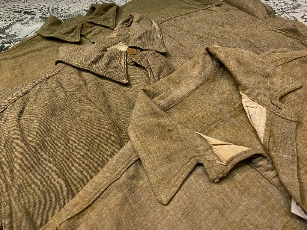 10月21日(水)マグネッツ大阪店Vintage入荷日!! #7 U.S.Army WW1~VietnamWar編!! CottonTunic,RedCross,USMA,65 1st, TigerS_c0078587_02450383.jpg