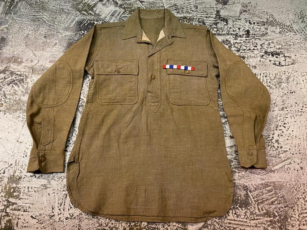 10月21日(水)マグネッツ大阪店Vintage入荷日!! #7 U.S.Army WW1~VietnamWar編!! CottonTunic,RedCross,USMA,65 1st, TigerS_c0078587_02450810.jpg