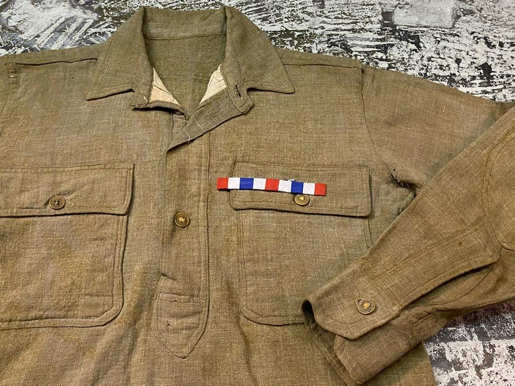 10月21日(水)マグネッツ大阪店Vintage入荷日!! #7 U.S.Army WW1~VietnamWar編!! CottonTunic,RedCross,USMA,65 1st, TigerS_c0078587_02451051.jpg