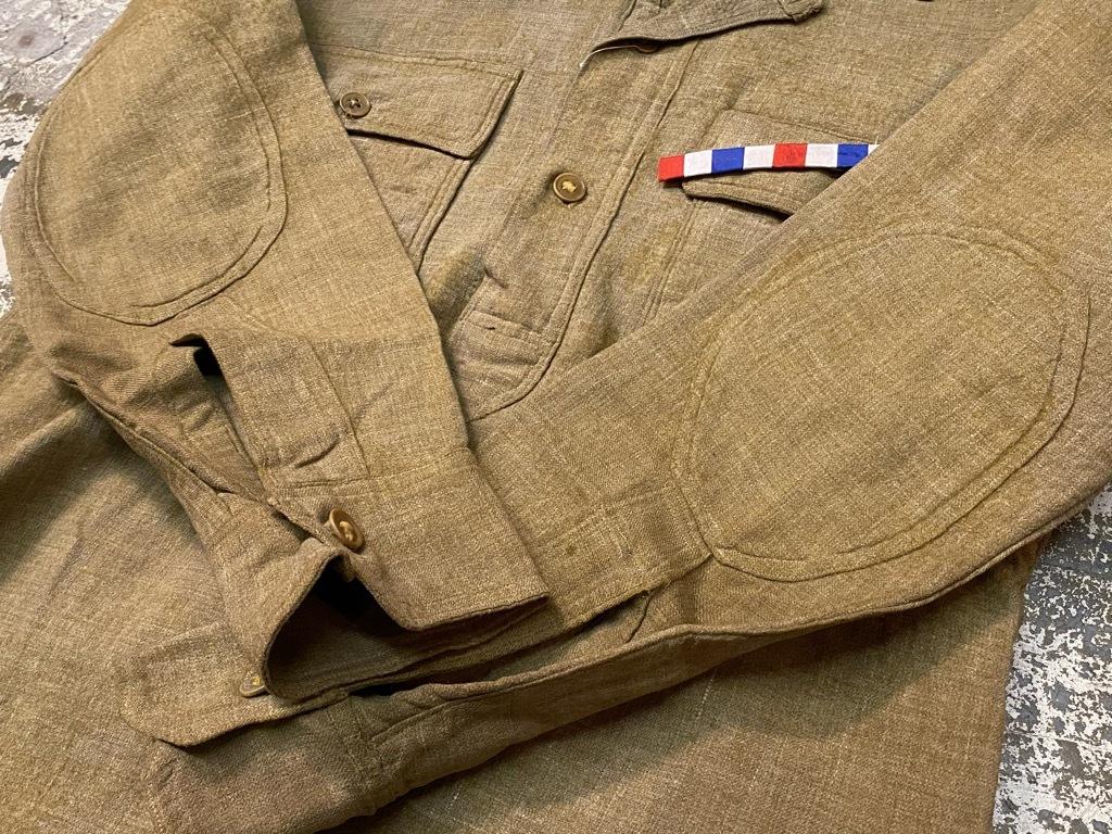 10月21日(水)マグネッツ大阪店Vintage入荷日!! #7 U.S.Army WW1~VietnamWar編!! CottonTunic,RedCross,USMA,65 1st, TigerS_c0078587_02451645.jpg