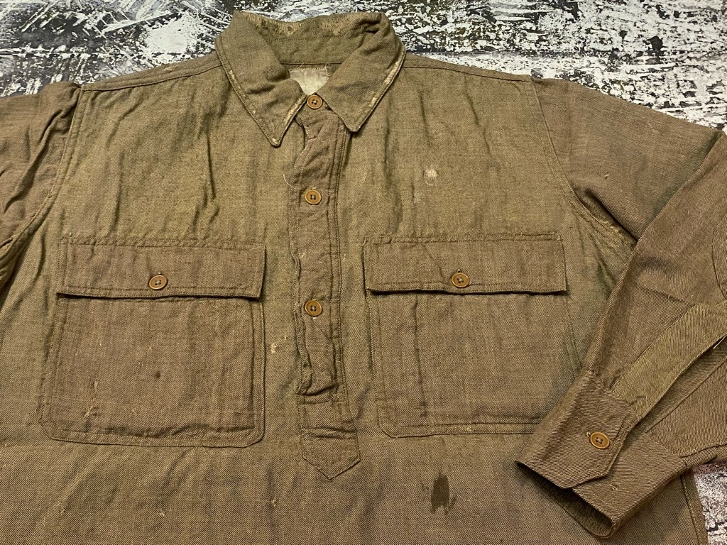 10月21日(水)マグネッツ大阪店Vintage入荷日!! #7 U.S.Army WW1~VietnamWar編!! CottonTunic,RedCross,USMA,65 1st, TigerS_c0078587_02452140.jpg