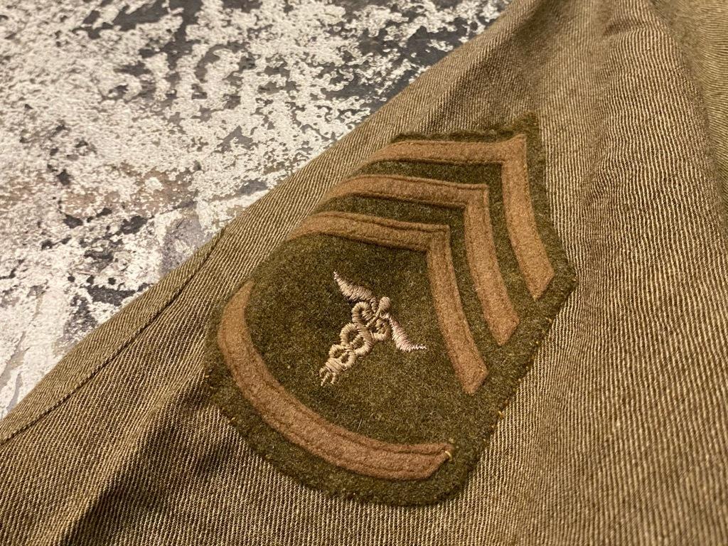 10月21日(水)マグネッツ大阪店Vintage入荷日!! #7 U.S.Army WW1~VietnamWar編!! CottonTunic,RedCross,USMA,65 1st, TigerS_c0078587_02452608.jpg