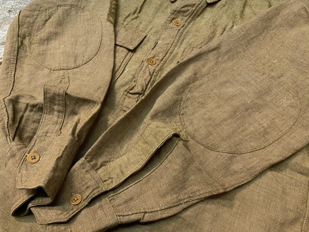 10月21日(水)マグネッツ大阪店Vintage入荷日!! #7 U.S.Army WW1~VietnamWar編!! CottonTunic,RedCross,USMA,65 1st, TigerS_c0078587_02452873.jpg