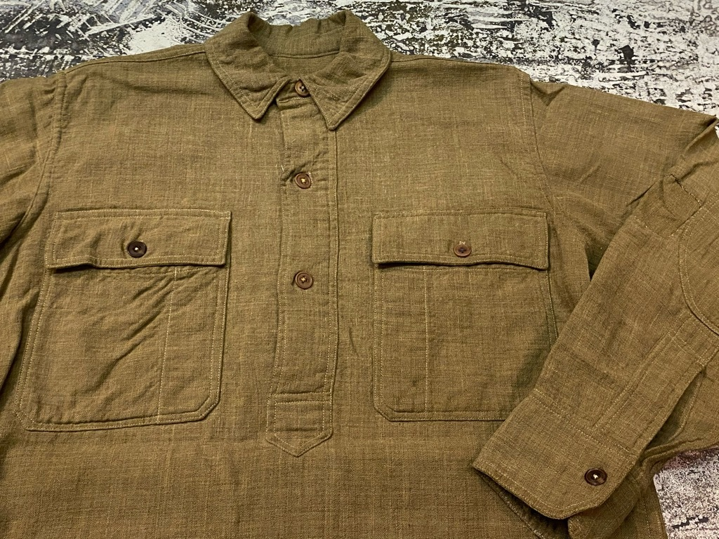10月21日(水)マグネッツ大阪店Vintage入荷日!! #7 U.S.Army WW1~VietnamWar編!! CottonTunic,RedCross,USMA,65 1st, TigerS_c0078587_02462368.jpg
