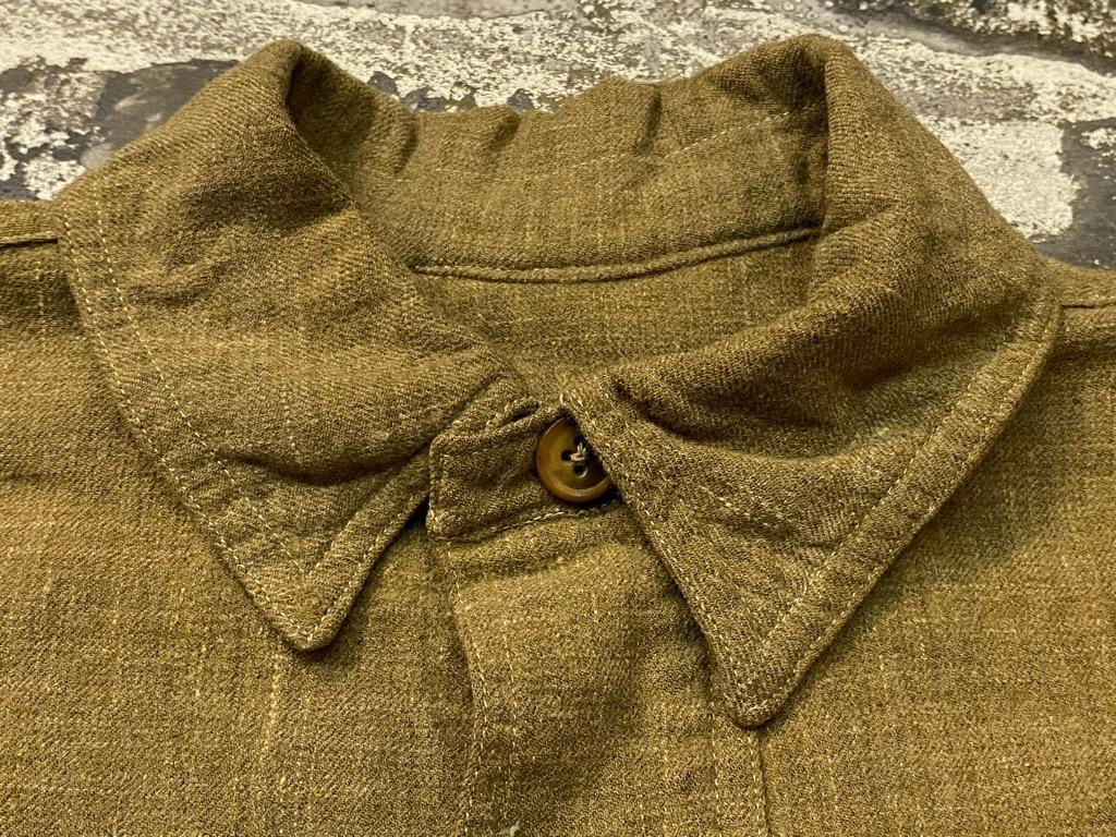 10月21日(水)マグネッツ大阪店Vintage入荷日!! #7 U.S.Army WW1~VietnamWar編!! CottonTunic,RedCross,USMA,65 1st, TigerS_c0078587_02465504.jpg
