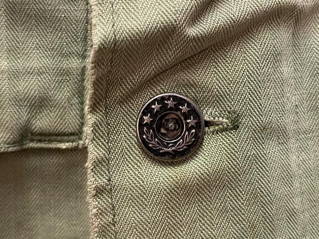 10月21日(水)マグネッツ大阪店Vintage入荷日!! #7 U.S.Army WW1~VietnamWar編!! CottonTunic,RedCross,USMA,65 1st, TigerS_c0078587_02535225.jpg