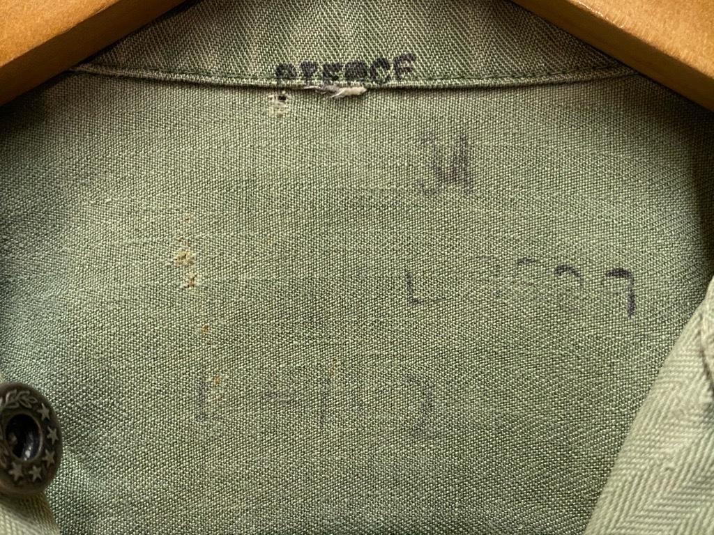 10月21日(水)マグネッツ大阪店Vintage入荷日!! #7 U.S.Army WW1~VietnamWar編!! CottonTunic,RedCross,USMA,65 1st, TigerS_c0078587_02535610.jpg