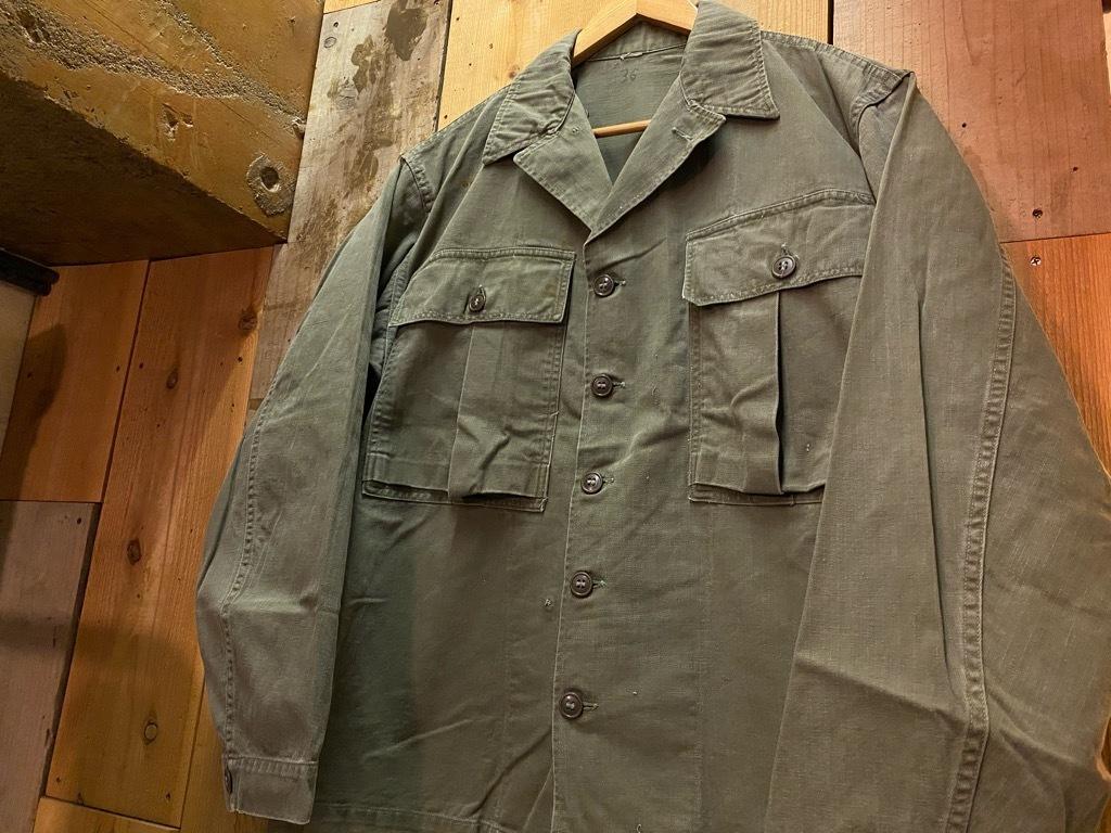 10月21日(水)マグネッツ大阪店Vintage入荷日!! #7 U.S.Army WW1~VietnamWar編!! CottonTunic,RedCross,USMA,65 1st, TigerS_c0078587_02551162.jpg
