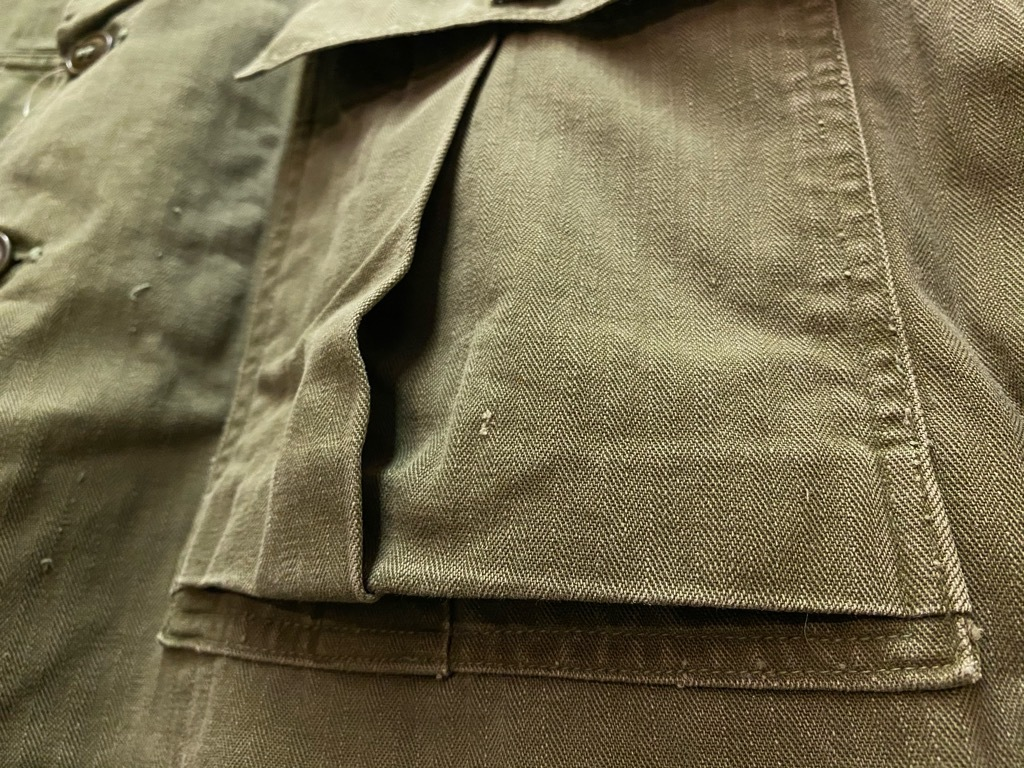 10月21日(水)マグネッツ大阪店Vintage入荷日!! #7 U.S.Army WW1~VietnamWar編!! CottonTunic,RedCross,USMA,65 1st, TigerS_c0078587_02552021.jpg