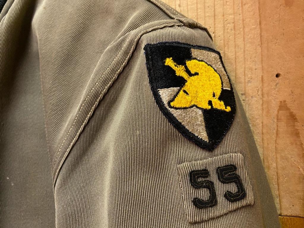 10月21日(水)マグネッツ大阪店Vintage入荷日!! #7 U.S.Army WW1~VietnamWar編!! CottonTunic,RedCross,USMA,65 1st, TigerS_c0078587_02561200.jpg