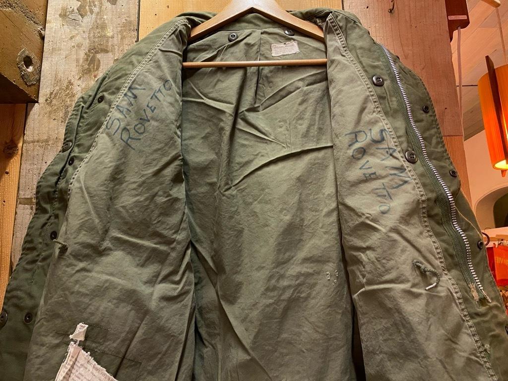 10月21日(水)マグネッツ大阪店Vintage入荷日!! #7 U.S.Army WW1~VietnamWar編!! CottonTunic,RedCross,USMA,65 1st, TigerS_c0078587_03003804.jpg