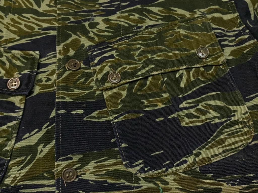10月21日(水)マグネッツ大阪店Vintage入荷日!! #7 U.S.Army WW1~VietnamWar編!! CottonTunic,RedCross,USMA,65 1st, TigerS_c0078587_03061828.jpg