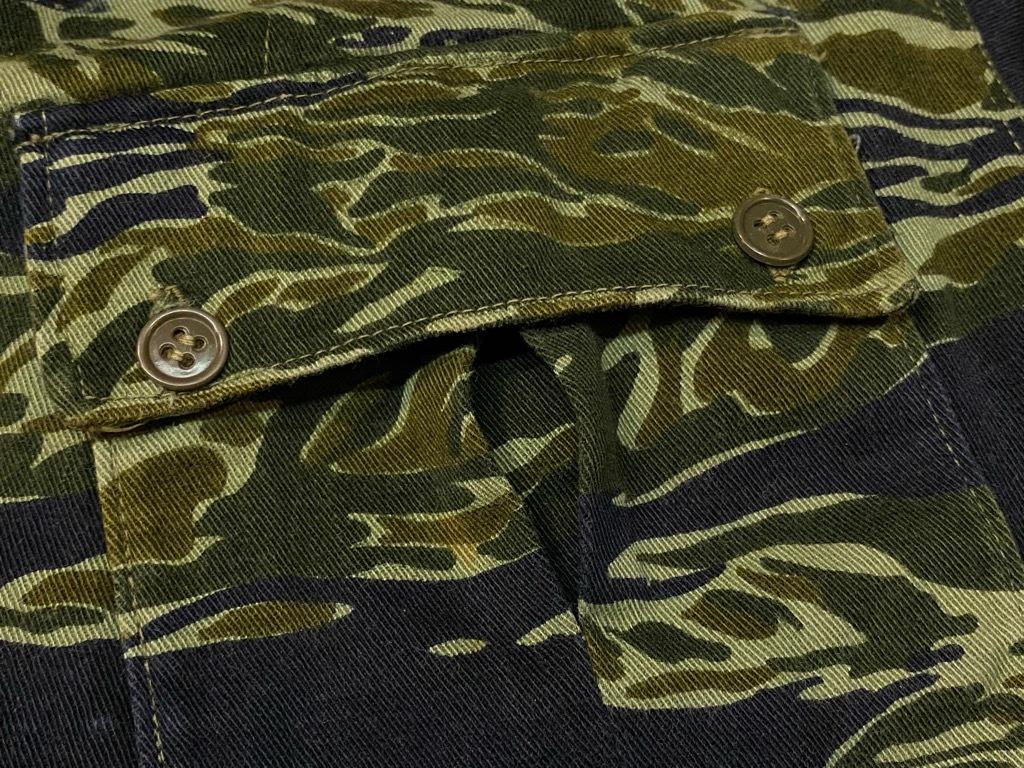 10月21日(水)マグネッツ大阪店Vintage入荷日!! #7 U.S.Army WW1~VietnamWar編!! CottonTunic,RedCross,USMA,65 1st, TigerS_c0078587_03062683.jpg