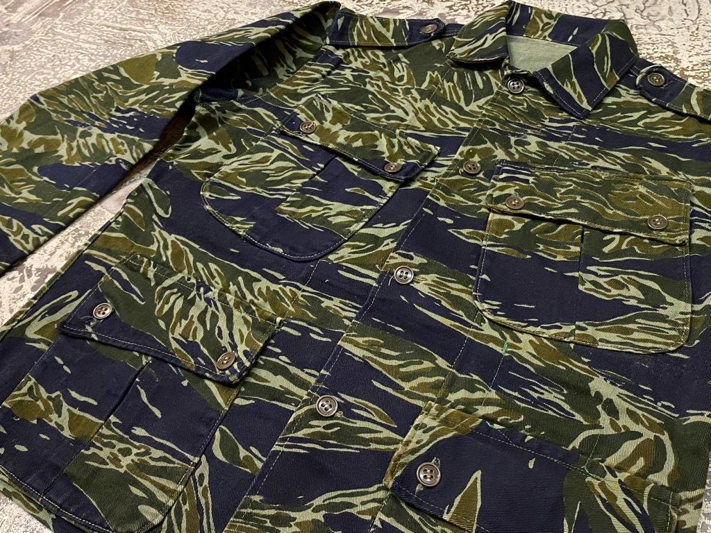 10月21日(水)マグネッツ大阪店Vintage入荷日!! #7 U.S.Army WW1~VietnamWar編!! CottonTunic,RedCross,USMA,65 1st, TigerS_c0078587_03062859.jpg