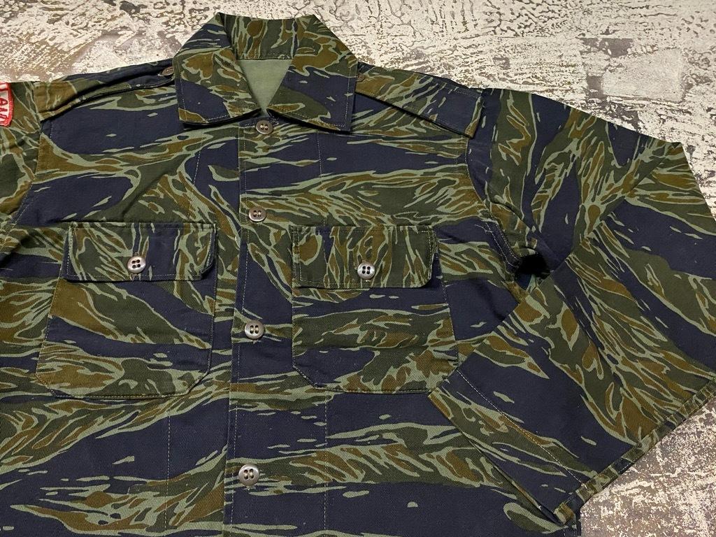 10月21日(水)マグネッツ大阪店Vintage入荷日!! #7 U.S.Army WW1~VietnamWar編!! CottonTunic,RedCross,USMA,65 1st, TigerS_c0078587_03081006.jpg