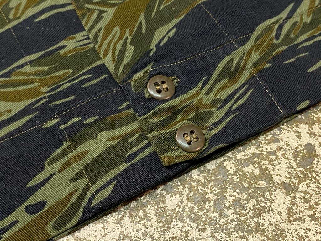 10月21日(水)マグネッツ大阪店Vintage入荷日!! #7 U.S.Army WW1~VietnamWar編!! CottonTunic,RedCross,USMA,65 1st, TigerS_c0078587_03081430.jpg