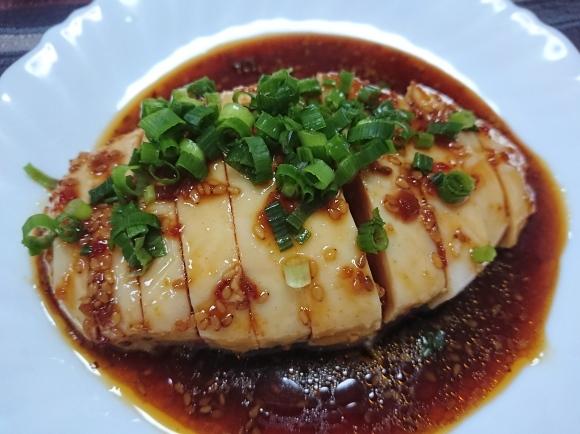 10/19 キリンカラダFREE、助惣鱈の一口フライ、よだれ鶏、自家製カレーライス@自宅_b0042308_19464969.jpg