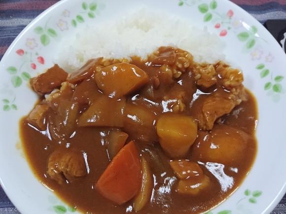 10/19 キリンカラダFREE、助惣鱈の一口フライ、よだれ鶏、自家製カレーライス@自宅_b0042308_19475892.jpg