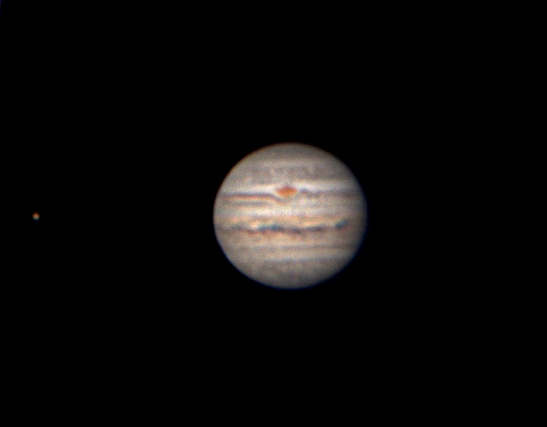 口径15㎝屈折による火星と木星_f0347332_15510335.jpg