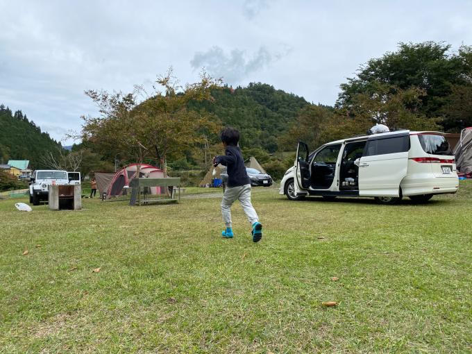 秋本番★美山自然文化村キャンプ場(2日目)_c0113733_00361848.jpg