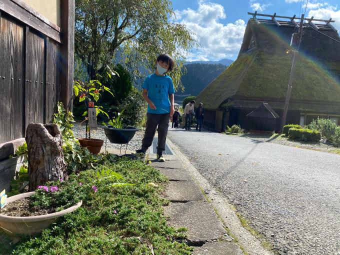 秋本番★美山自然文化村キャンプ場(2日目)_c0113733_00375898.jpg