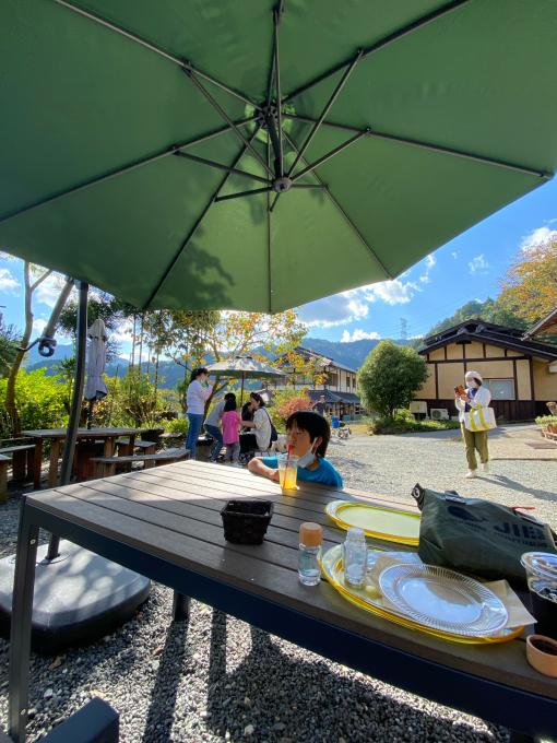 秋本番★美山自然文化村キャンプ場(2日目)_c0113733_00380336.jpg