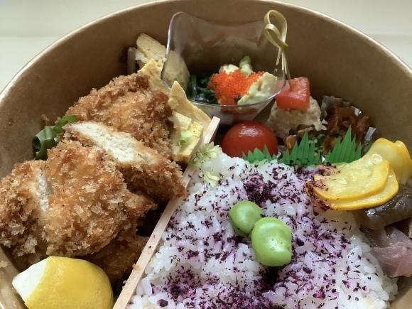 Bento Japonais à Paris パリで日本のお弁当◆by ロン@フランス_d0227344_04473183.jpeg