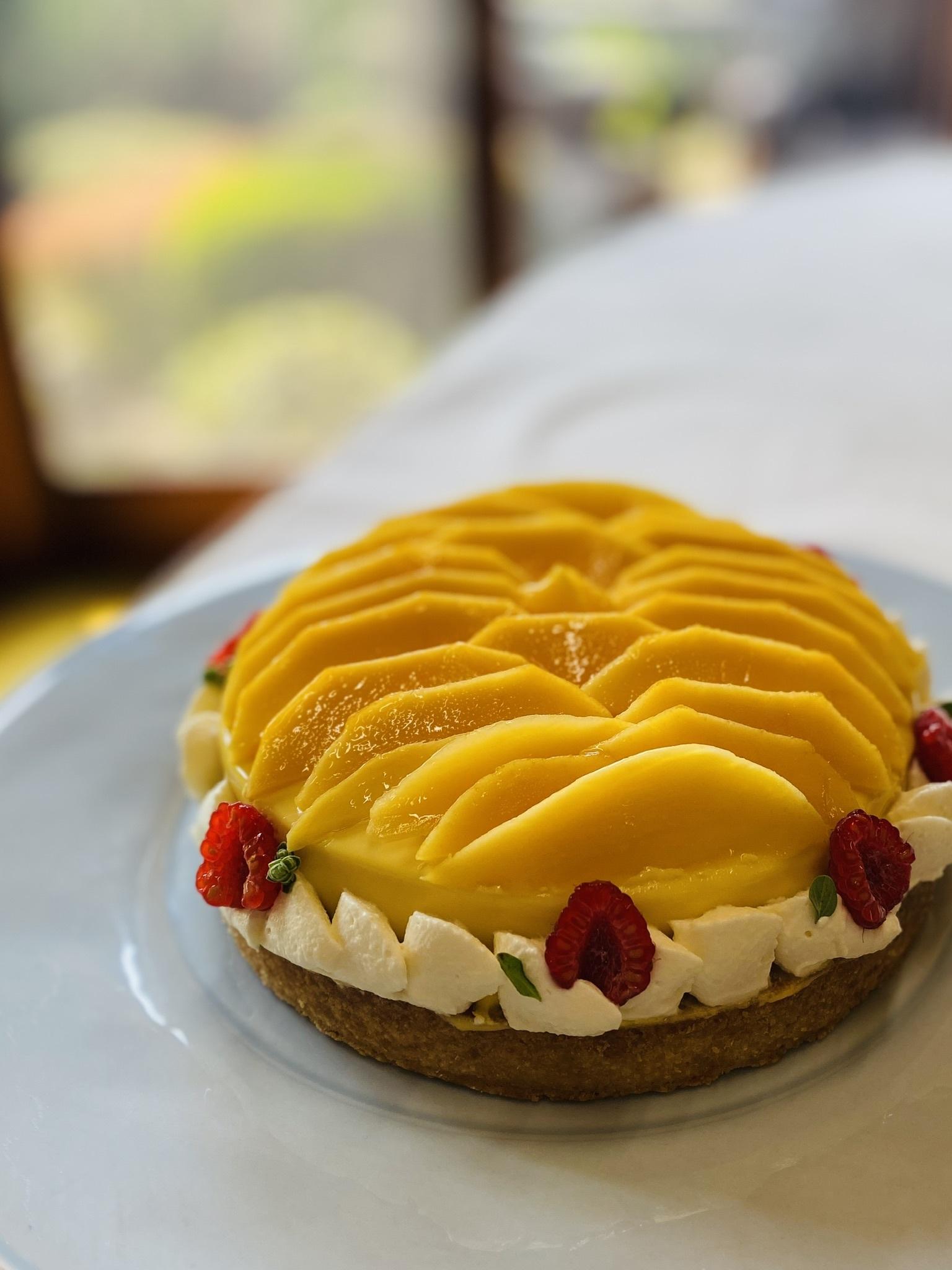 夏のお菓子クラスはマンゴーを_a0160955_16584994.jpeg