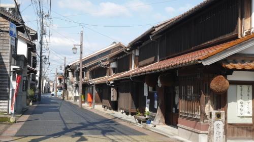 伝建 終わらぬ復旧 ―鳥取中部地震きょう4年(倉吉)-_d0328255_21583567.jpg