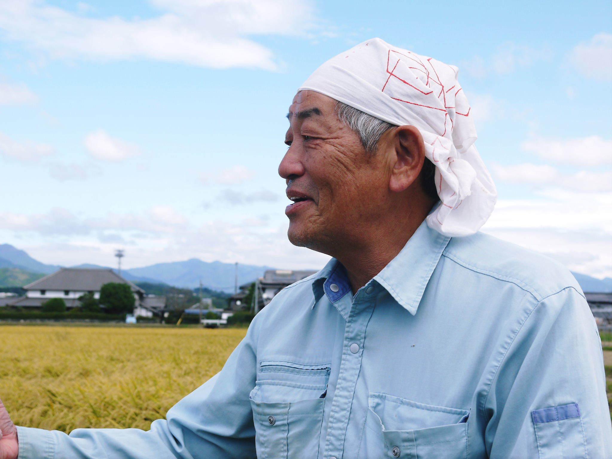 無農薬の『雑穀米』『発芽玄米』『米粉(微細粒米粉)』大好評販売中 稲刈りの様子2020(後編)_a0254656_17510575.jpg