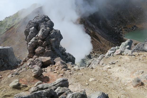 紅葉の焼岳へ_d0103314_21345217.jpg