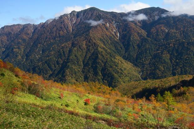 紅葉の焼岳へ_d0103314_21352256.jpg